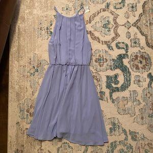 NWT Blue lush brand dress